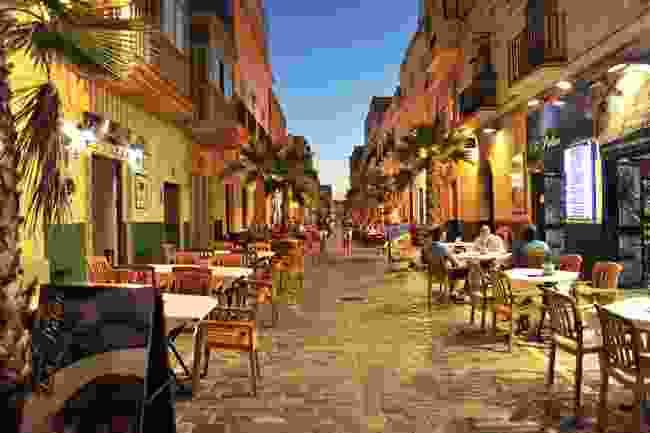 La Viña, Cadiz, Spain (Shutterstock)