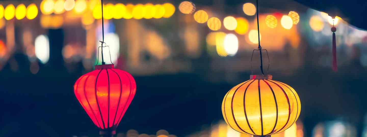 Main image: Lanterns in Hoi An (Shutterstock.com. See main credit below))