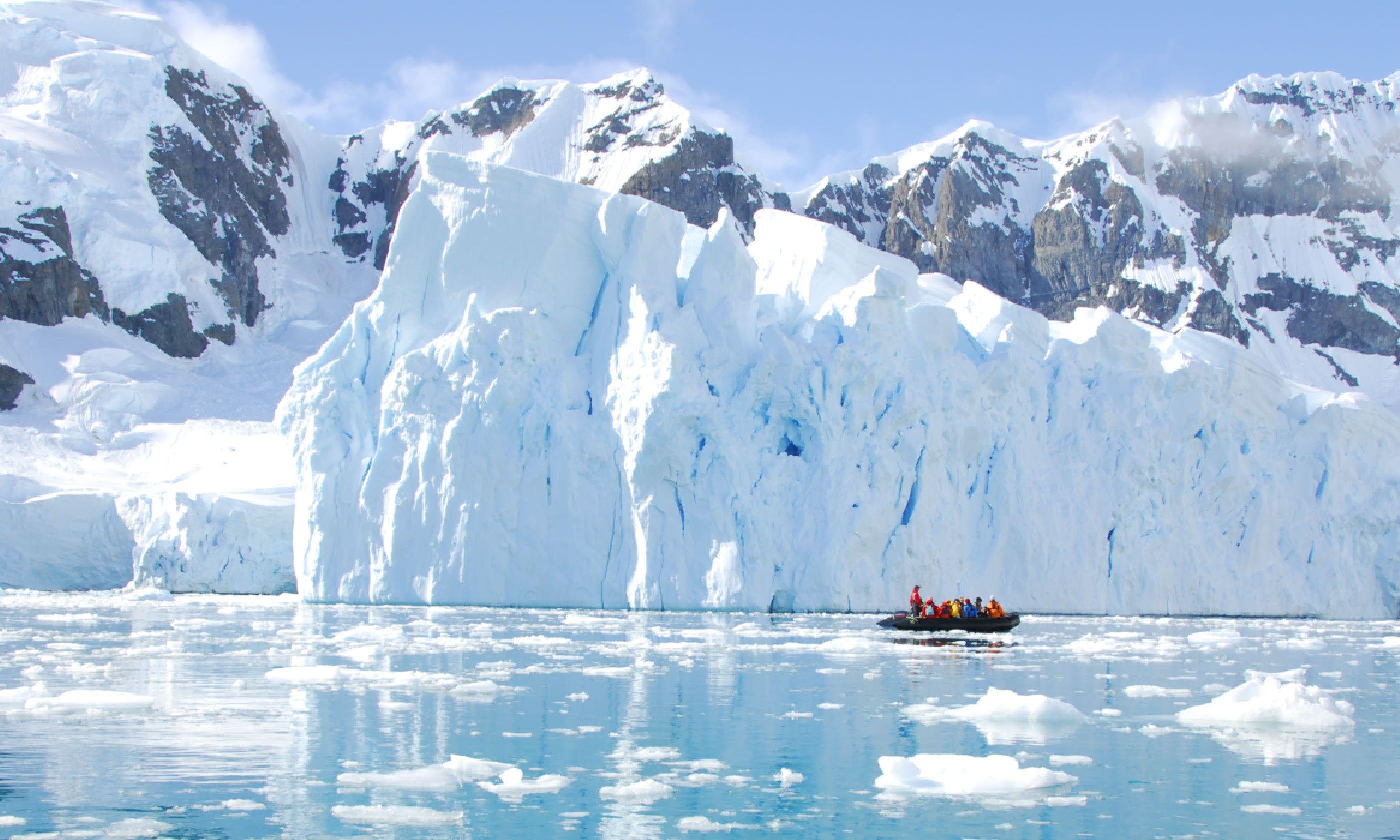 Antarctica: your trip of a lifetime? (Shutterstock)