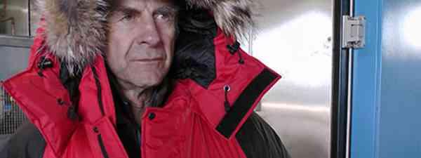 Sir Ranulph Fiennes (Tristram Kaye)