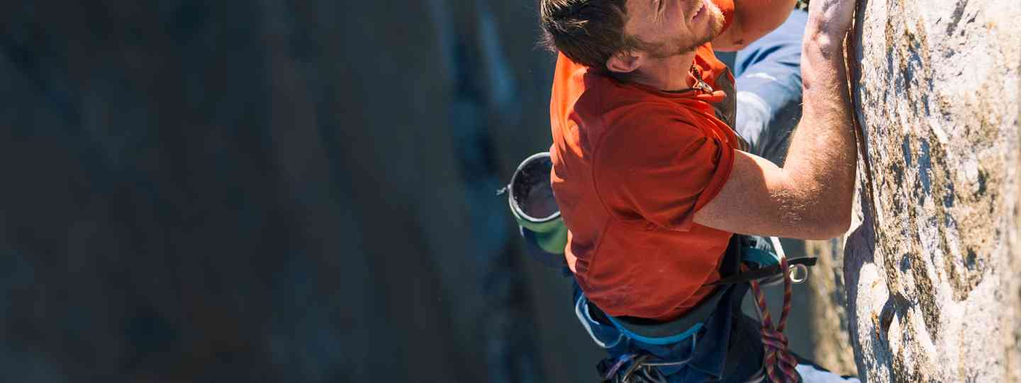 Tommy Caldwell in action (Corey Rich/Novus Select)