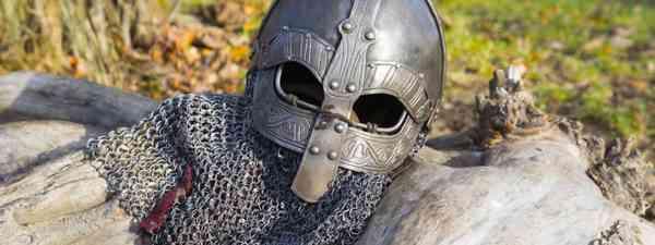Viking helmet (Dreamstime)