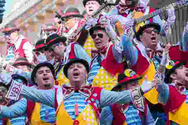 Cadiz Carnival, Spain (Shutterstock)