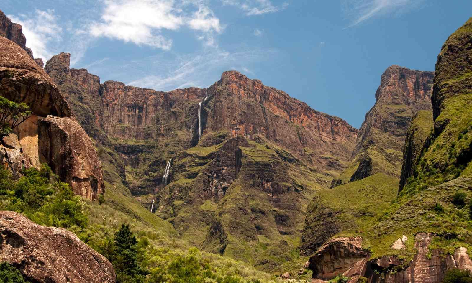 Tugela Falls (Dreamstime)