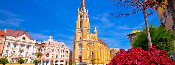 Things to do in Novi Sad, Serbia (Shutterstock)