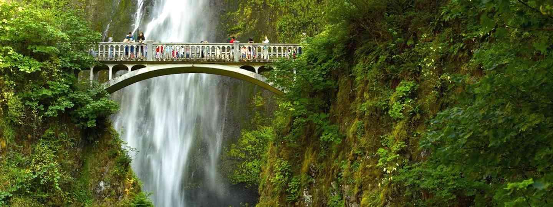 Multnomah Falls (Dreamstime)