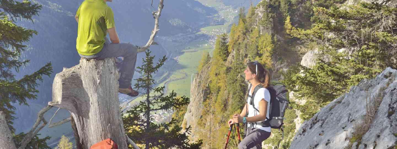 View of the Stanzertal©TVB St. Anton am Arlberg_Foto Sepp Mallaun