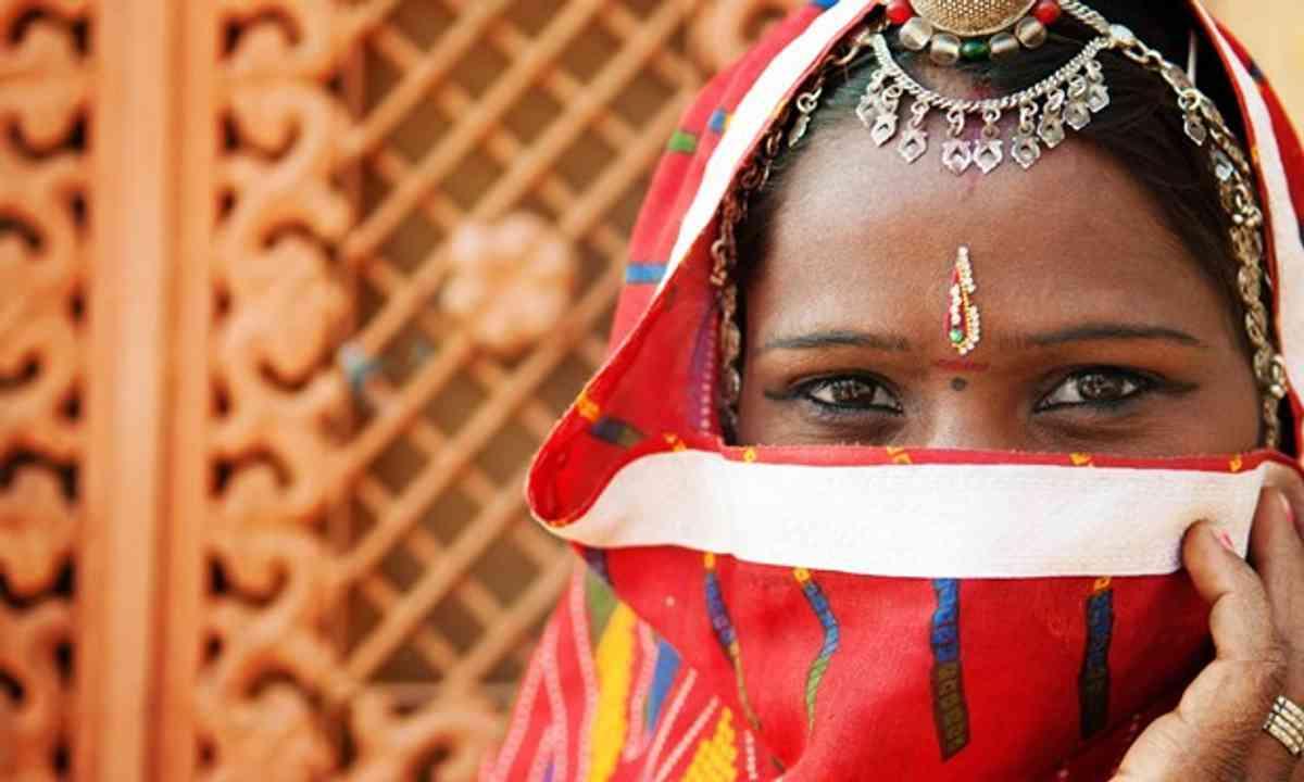 Indian girl (Steve Davey)