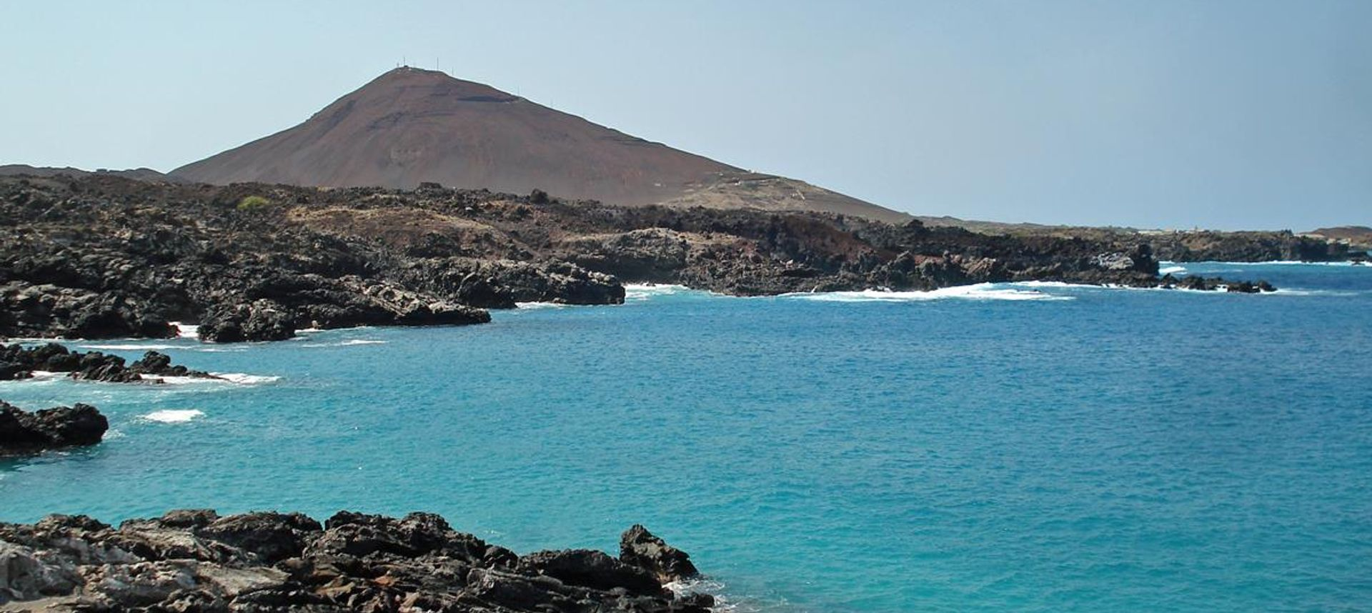 Alien landscape, Ascension Island. (Wendy DS)