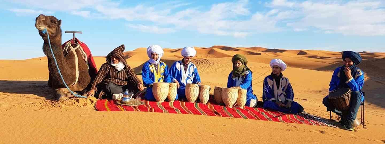 Erg Chebbi Dunes in Morocco (João Leitão, Nomad Revelations)