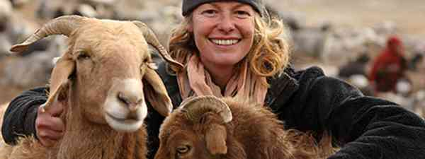 Kate Humble, Wild Shepherdess. And friends. (BBC)