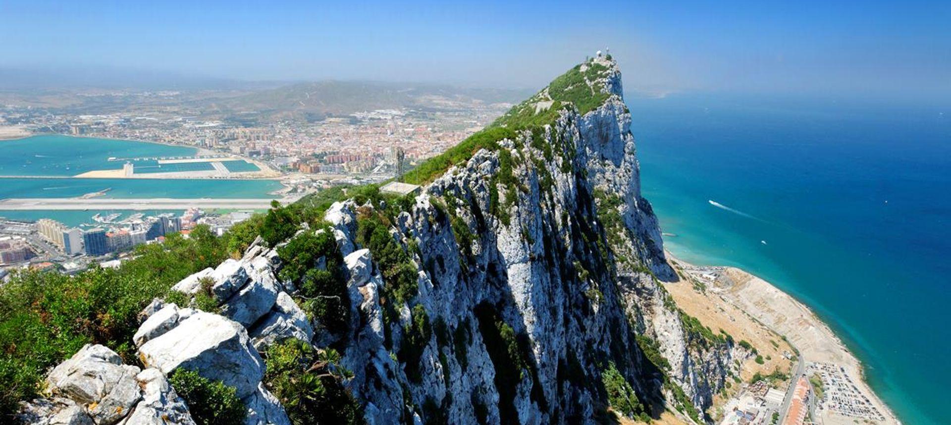 Gibraltar Rock (Shutterstock)