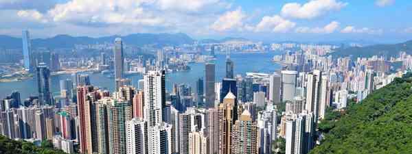 Hong Kong - Harbour