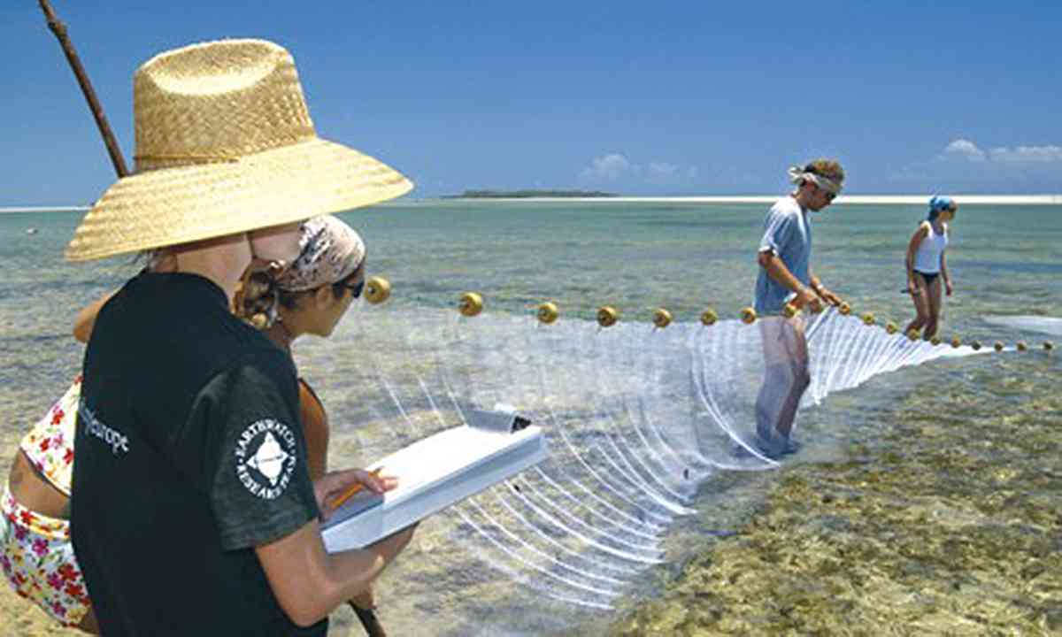 Sustainable fishing project (Wanderlust magazine)
