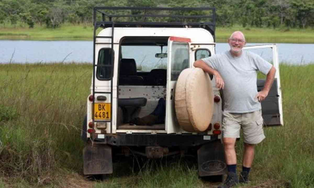 Helping in Malawi (Duncan Yearly)