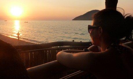 Sunset in Malawi (Rosie Ponting)