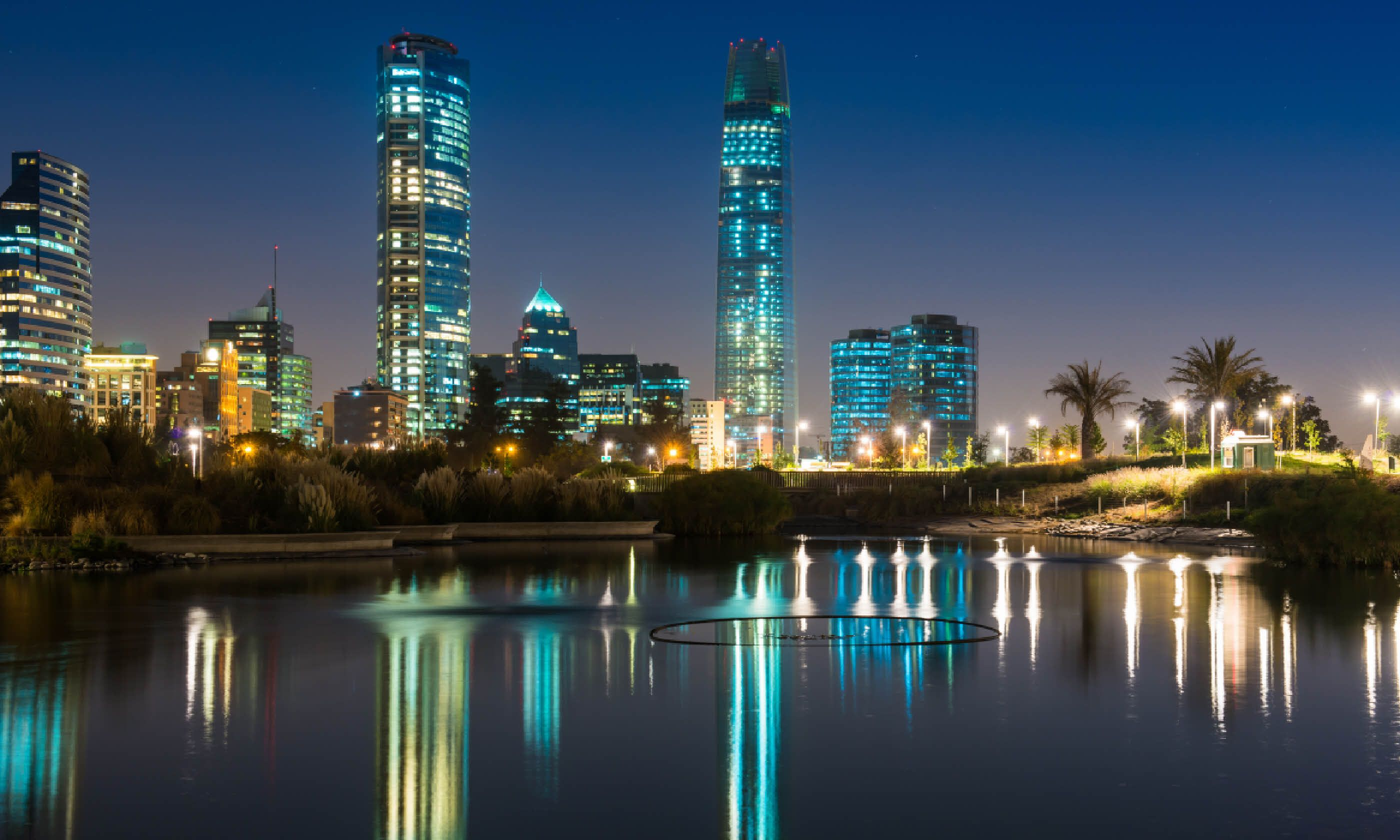 Santiago de Chile (Shutterstock)