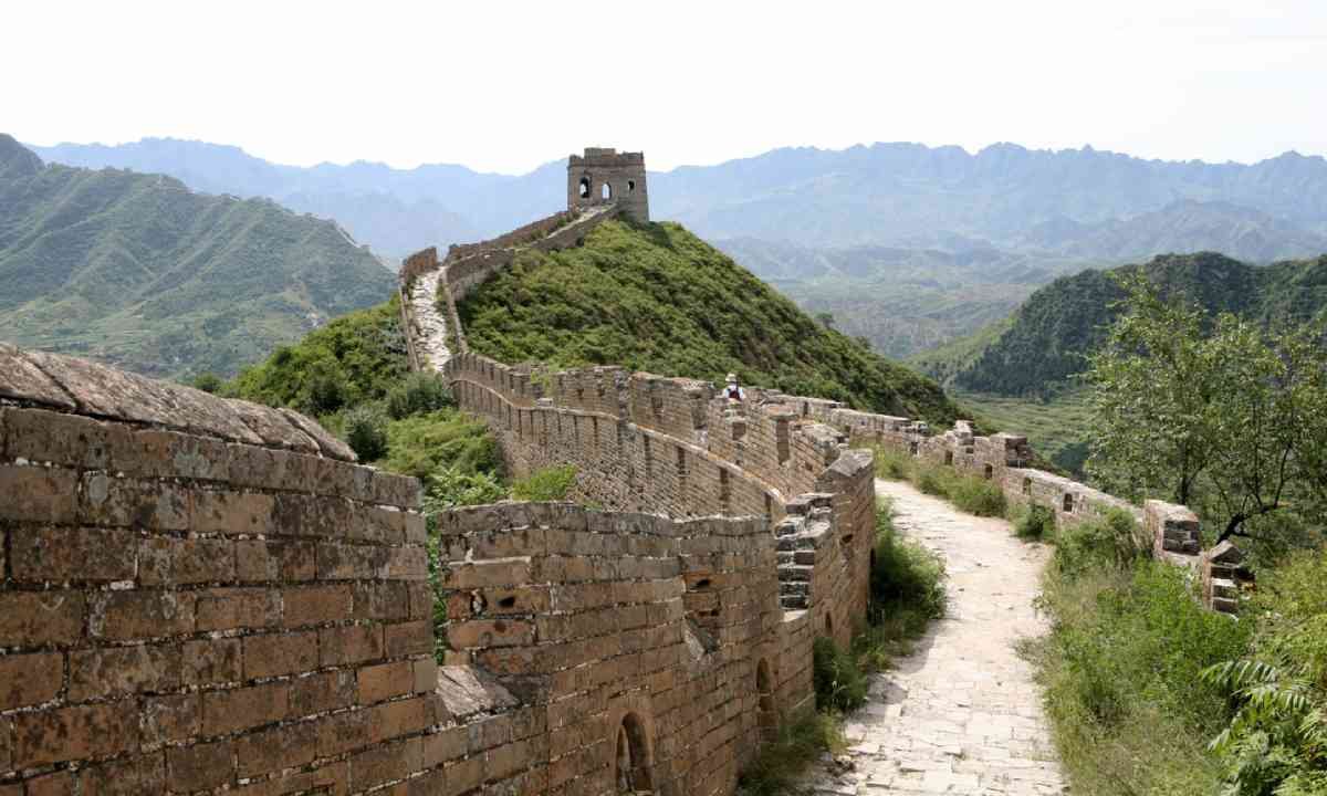 Simatai Great Wall of Bejing (Shutterstock)