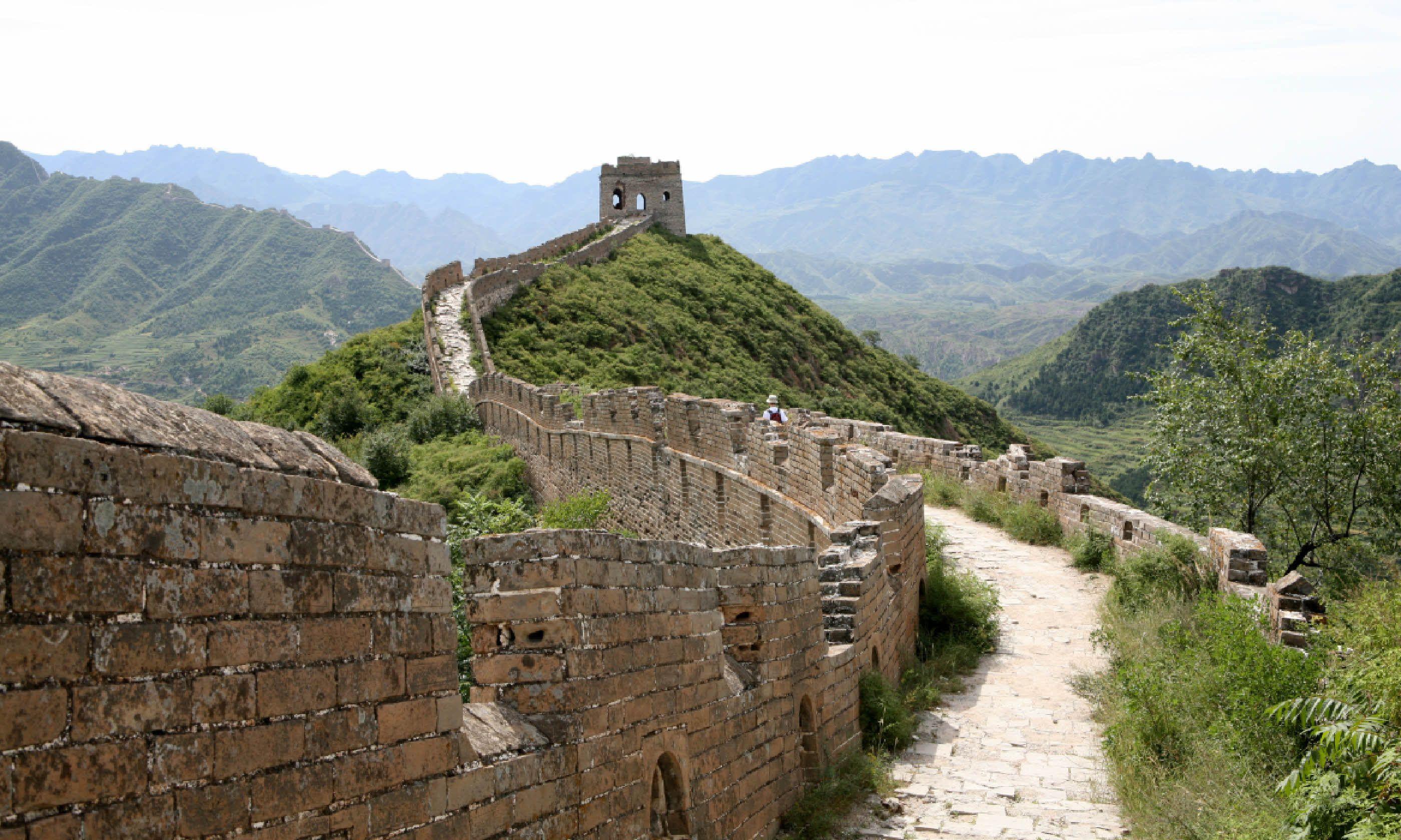 Simatai Great Wall of Bejing (Shutterstock)