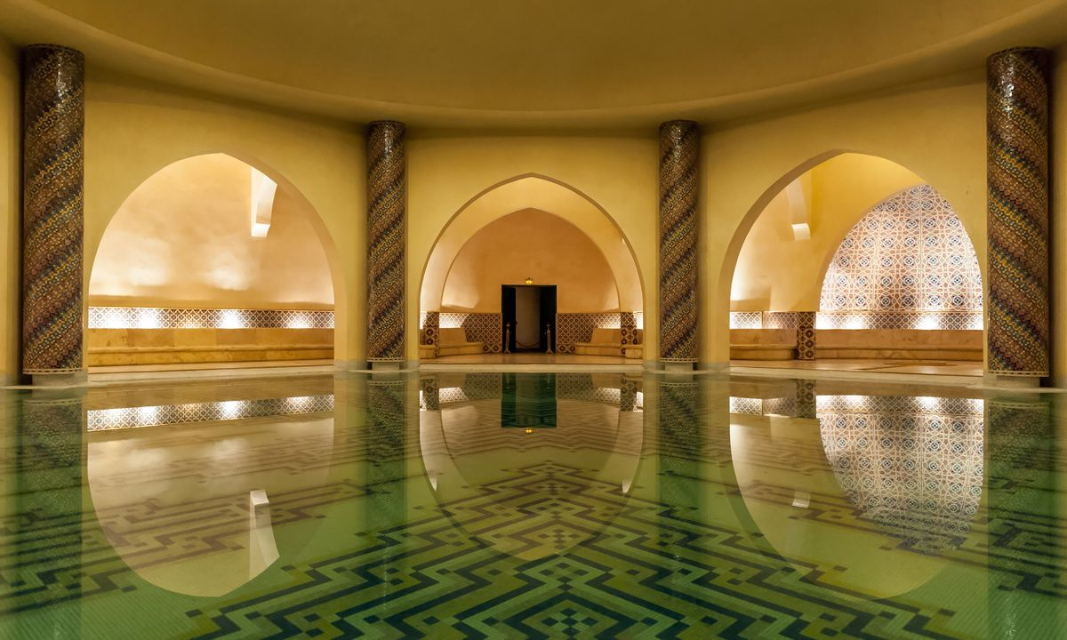 A guide to going to a hammam in the Middle East