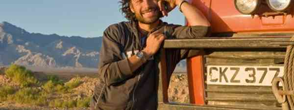 Luca Alfatti was last crowned Wanderlust's World Guide of the Year