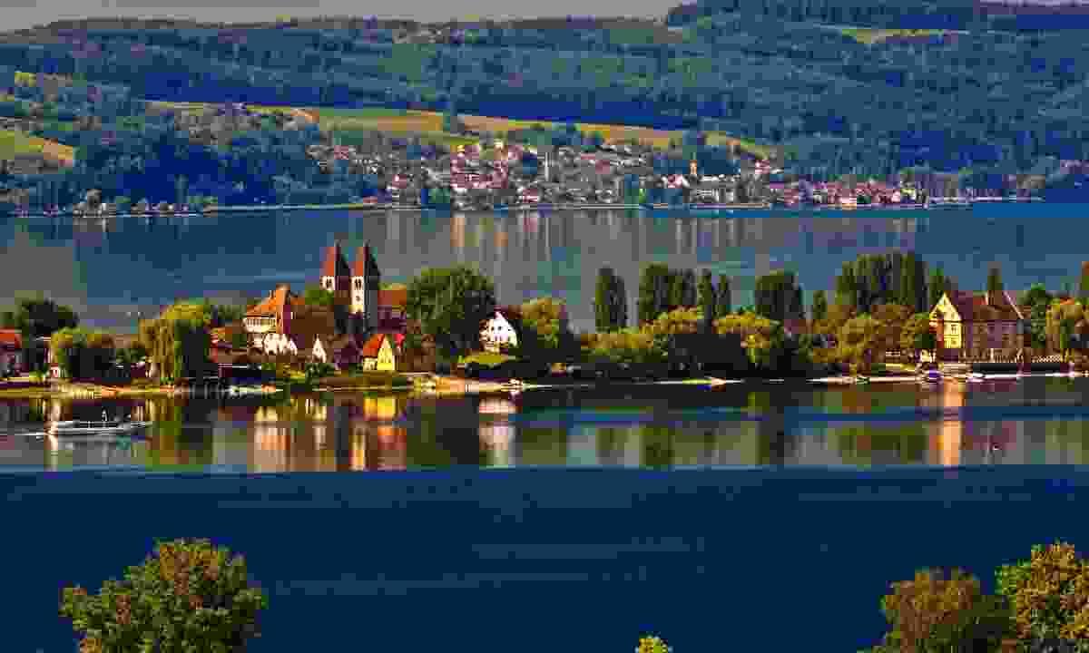 Reichenau Island on Lake Constance (Shutterstock)