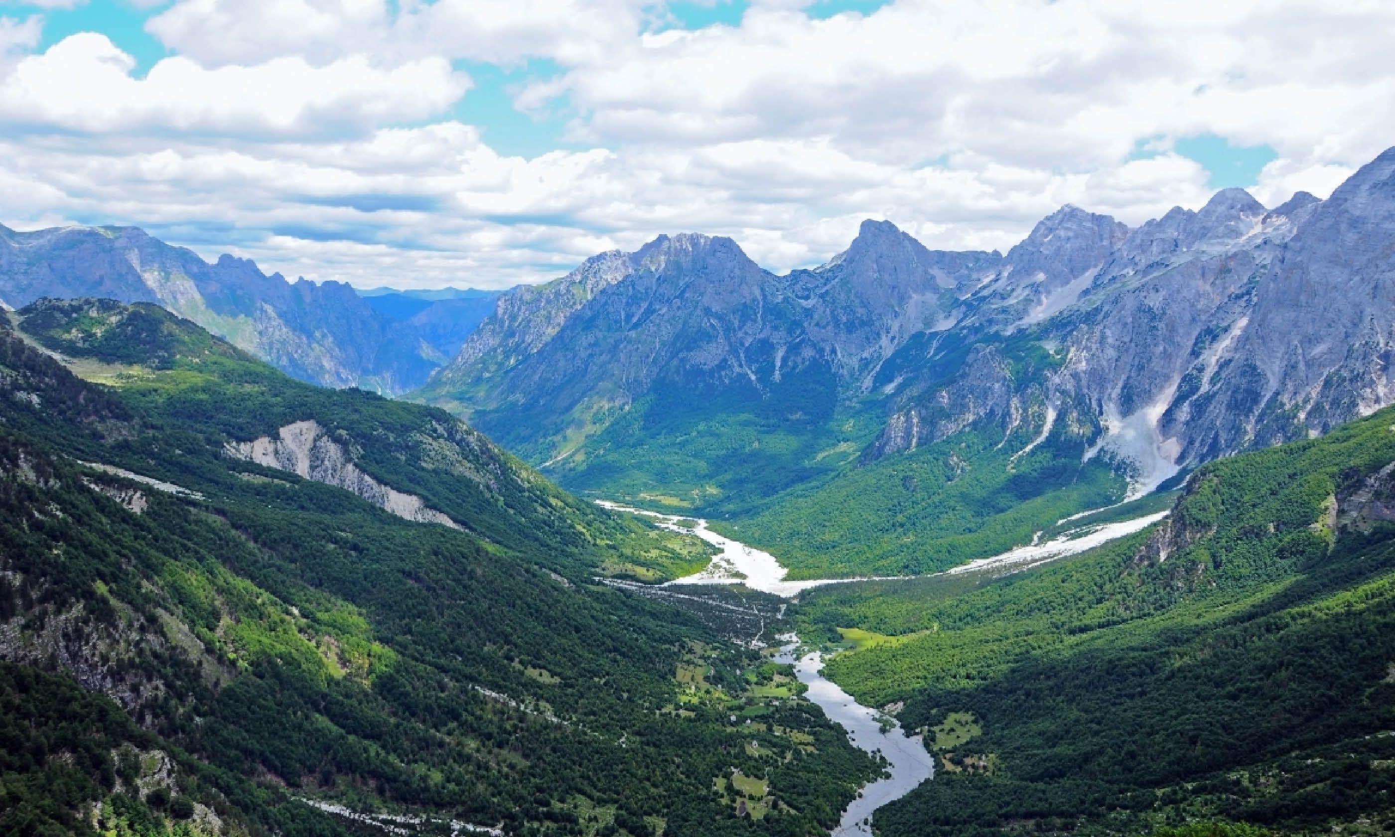 Valbona Valley National Park (Shutterstock)
