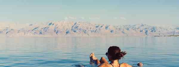Where to find the best spas around the Dead Sea, Jordan (Shutterstock)