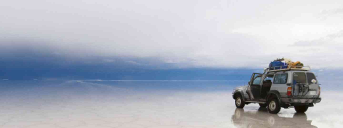 Capture the isolation and emptiness with these top tips (dreamstime)