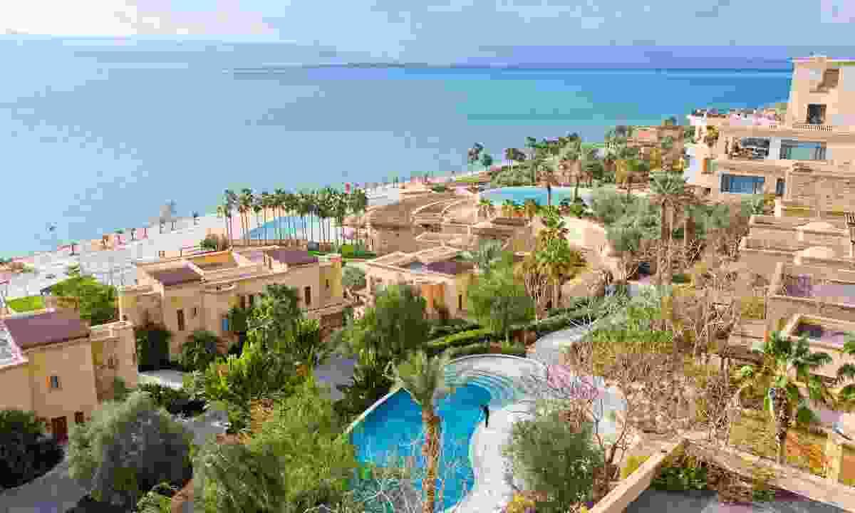 Kempinski resort (Shutterstock)