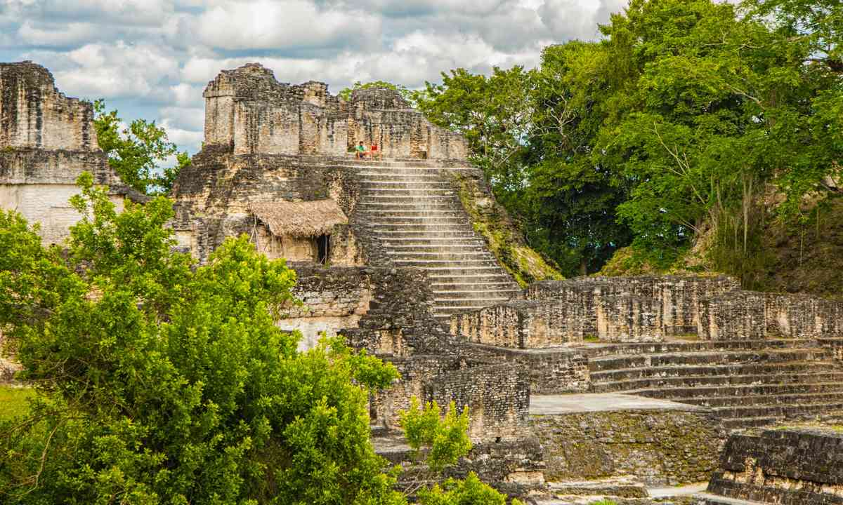 Tikal. Guatemala (Shutterstock.com)