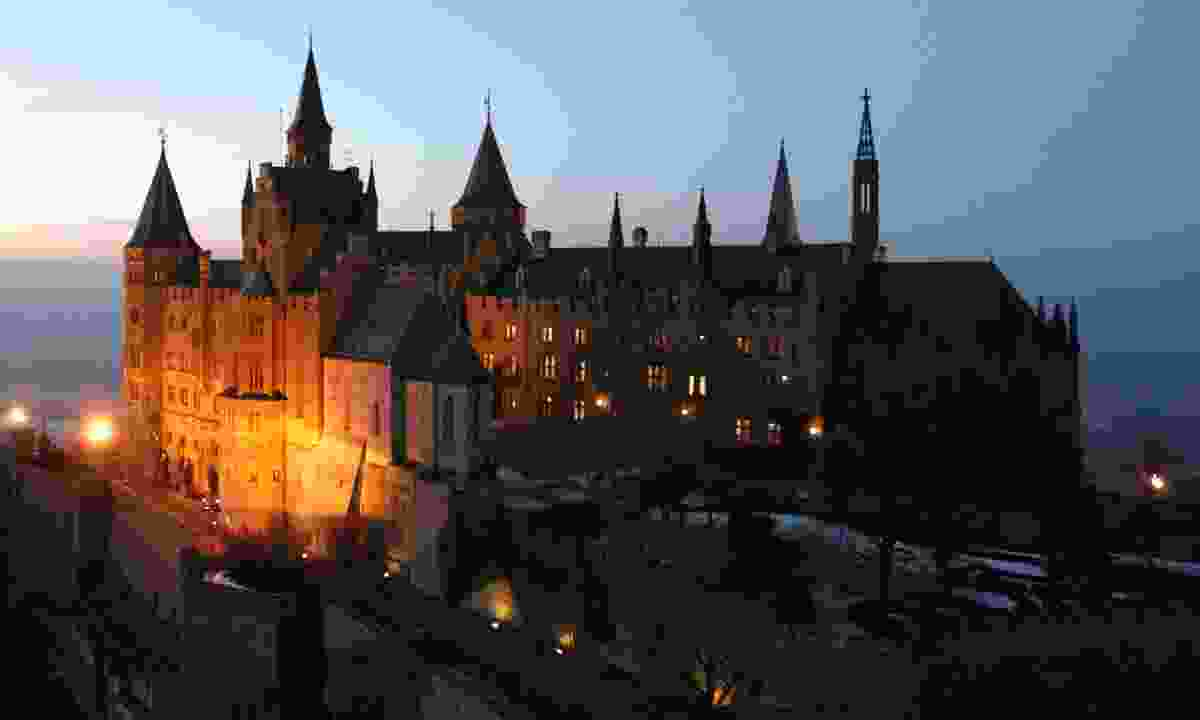 Hohenzollern castle  (Achim Mende)