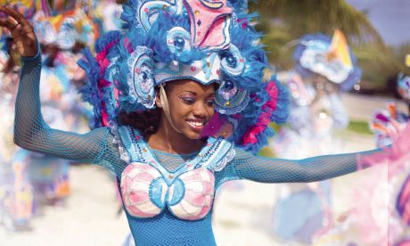 How to party your way around the world in 2013 (Bahamas Tourist Office)