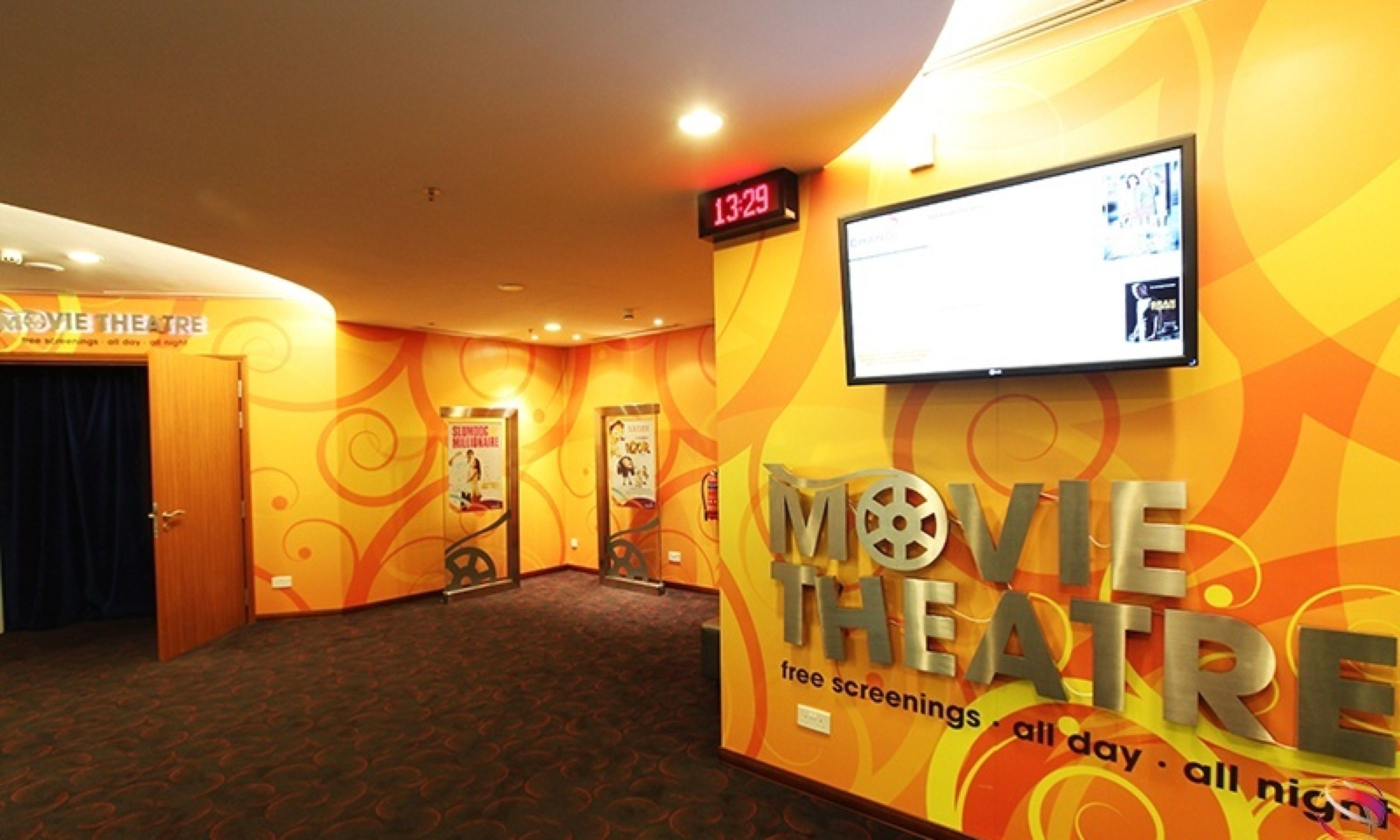Movie Theatre (Changi Airport)