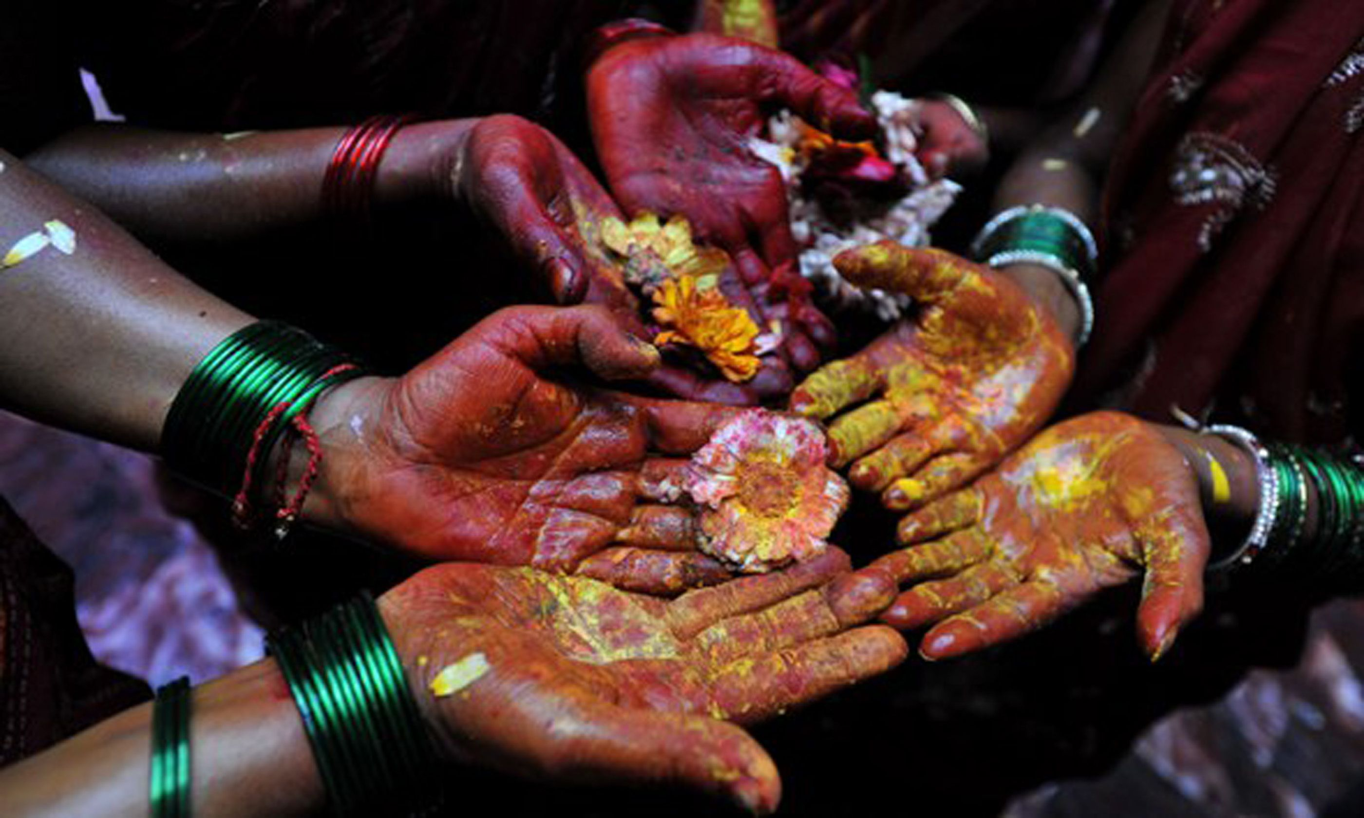 Holy hands (Jan Kostal)