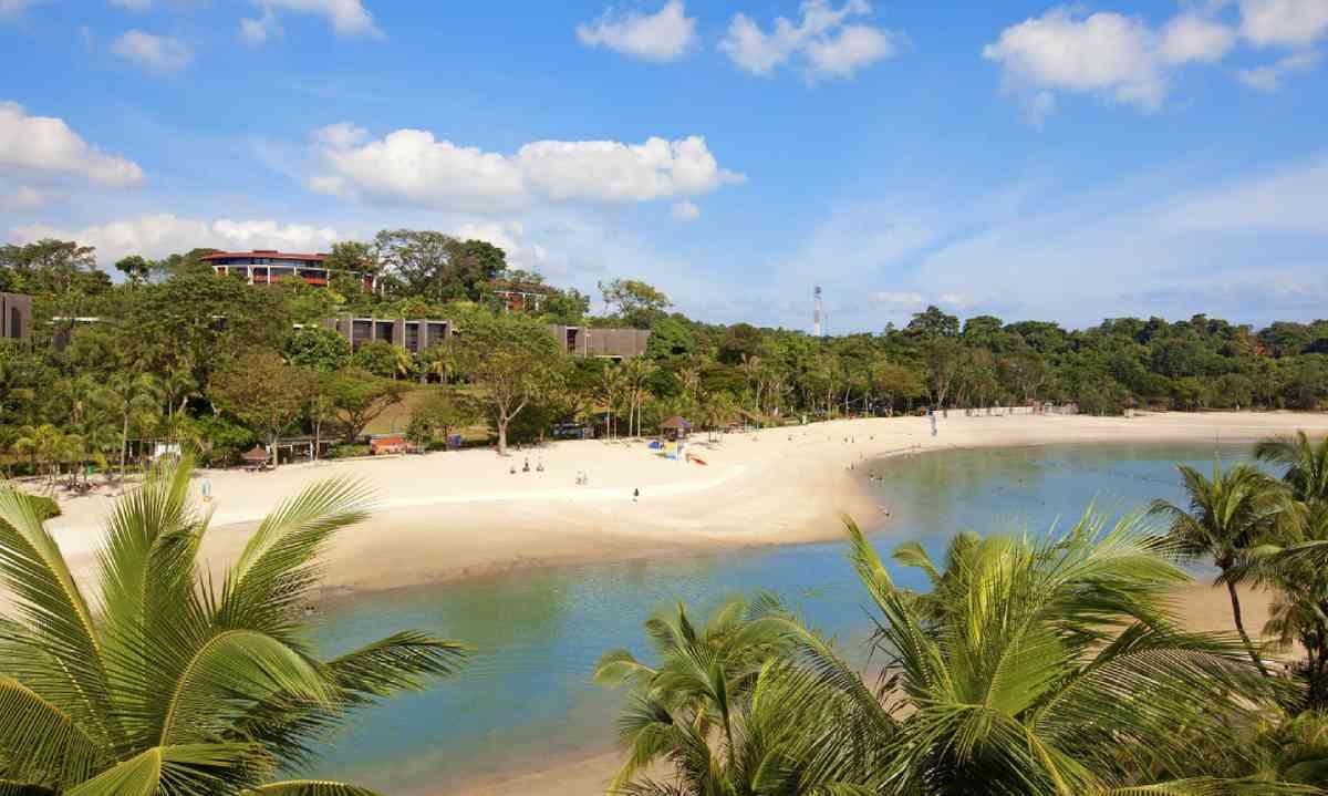 Sentosa Island, Singapore (Shutterstock)