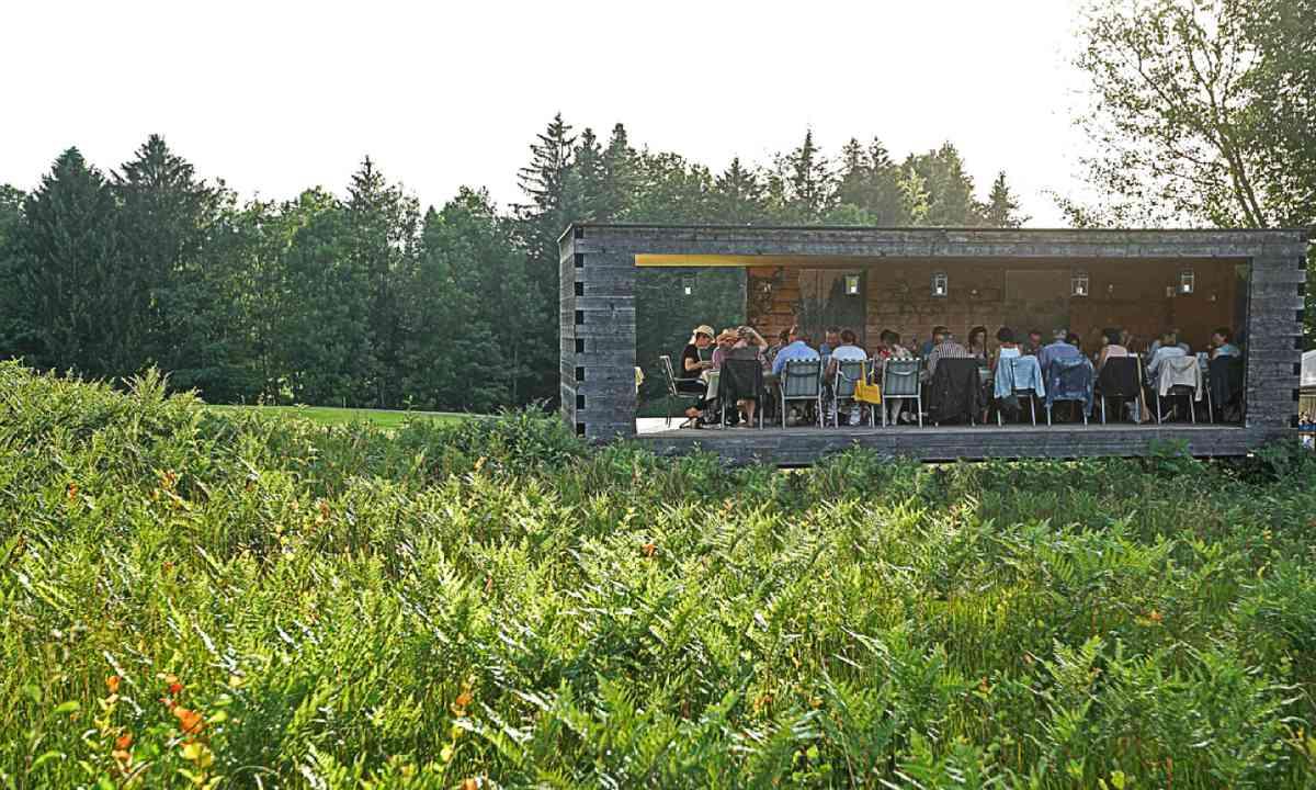 Feasting in the Bregenzerwald (Ludwig Berchtold Bregenzerwald Tourismus)