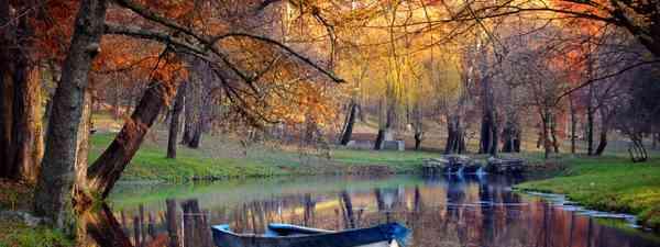 Autumn landscape (Shutterstock)