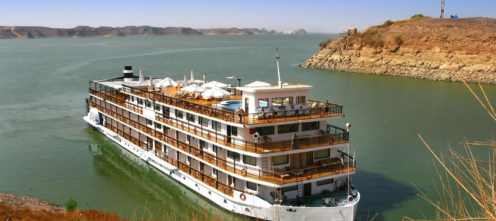 Cruising the Nile in Egypt (Bales Worldwide)