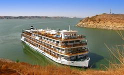 Cruising the River Nile, Egypt