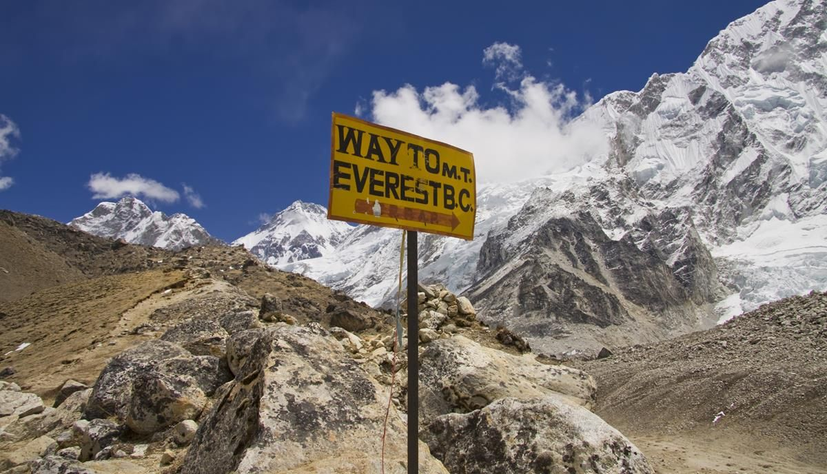 Everest Base Camp | Travel guide, tips and inspiration ...