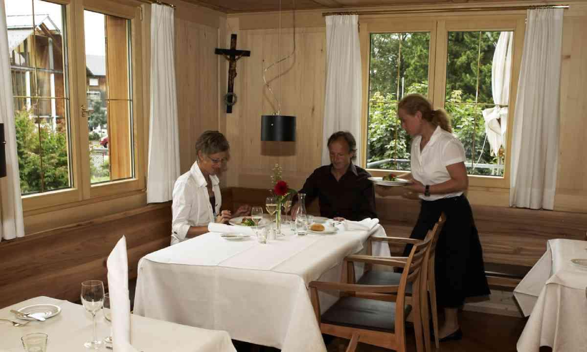Hotel Gasthof, Krone Hittisau (Christoph Lingg, Bregenzerwald Tourismus)