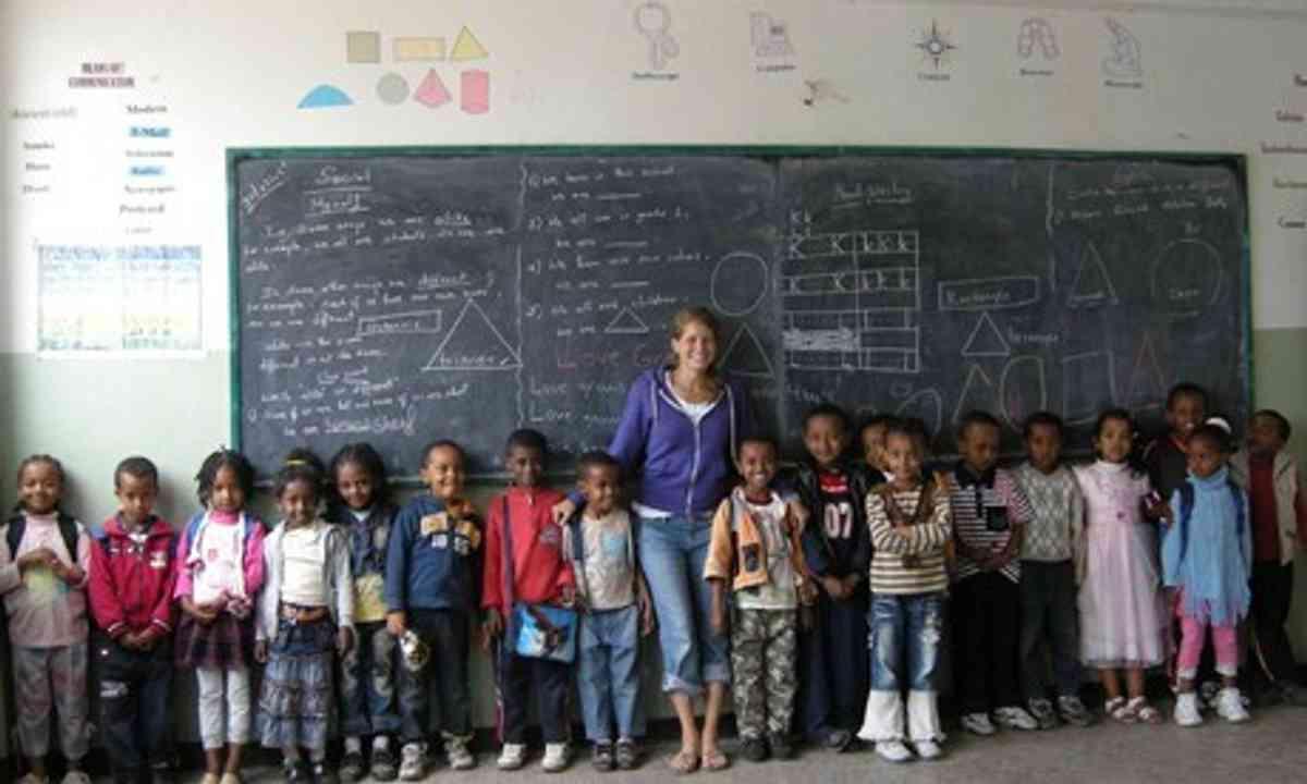 Teach English abroad (Claire Wilson)