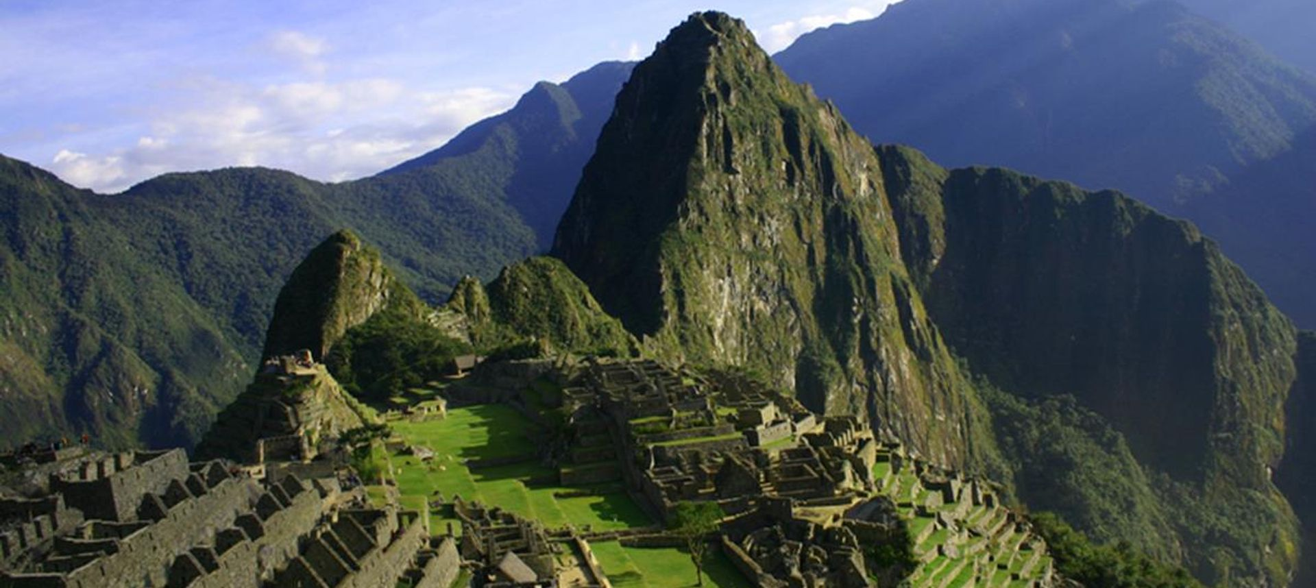 The Inca Trail, Peru leads to the ancient citadel of Machu Picchu (Christian Haugen)