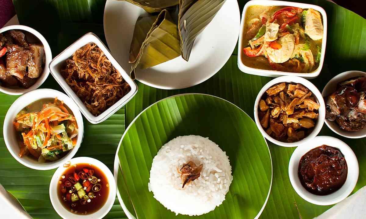 Indonesian food (Dreamstime)