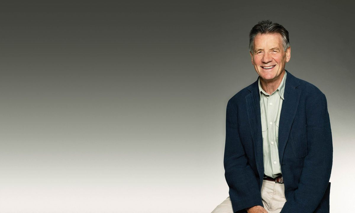 Michael Palin On A Very Busy Year Indeed Wanderlust
