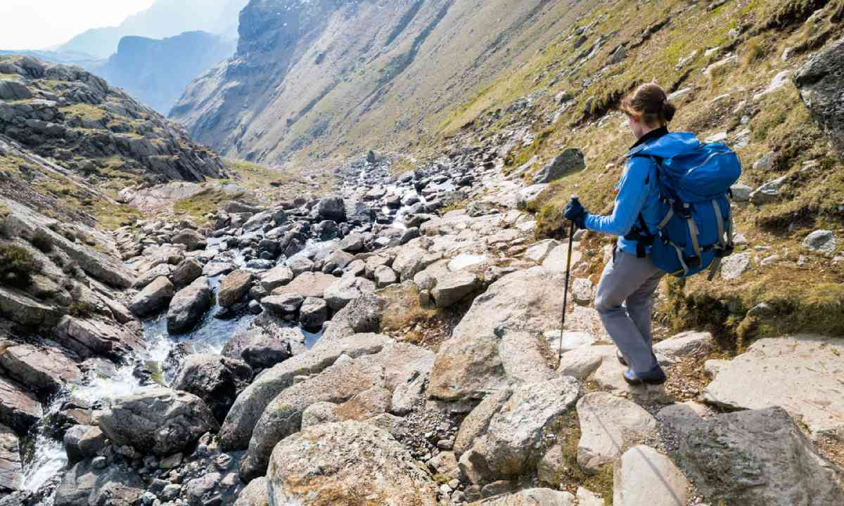 Hiking in the Lake District (Shutterstock)