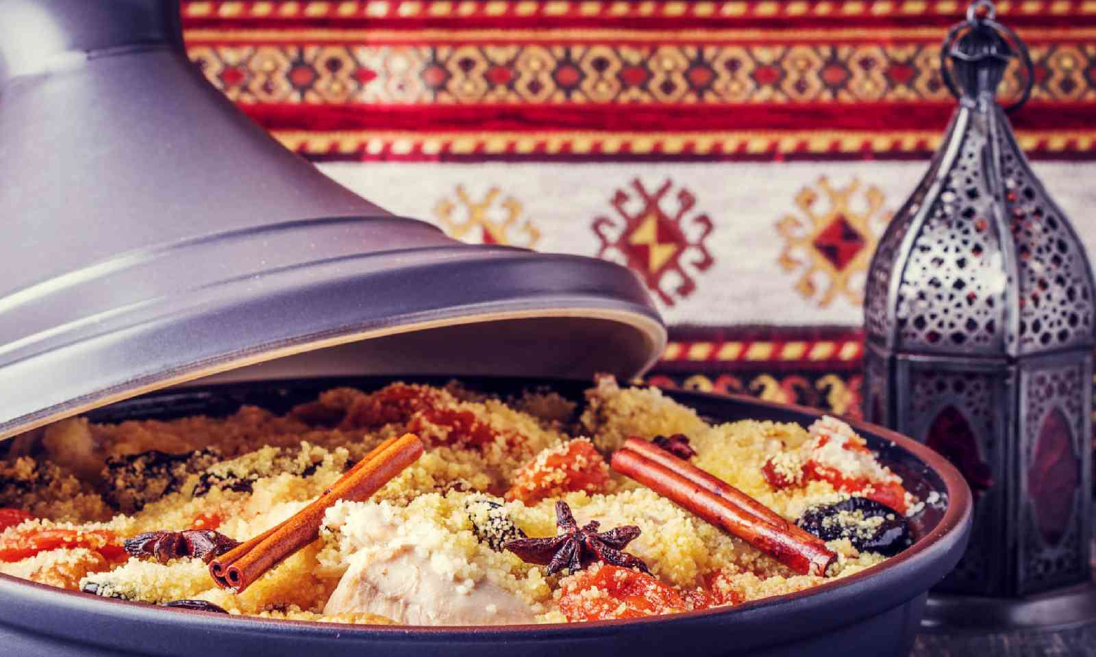 Traditional Moroccan cusine (Shutterstock)