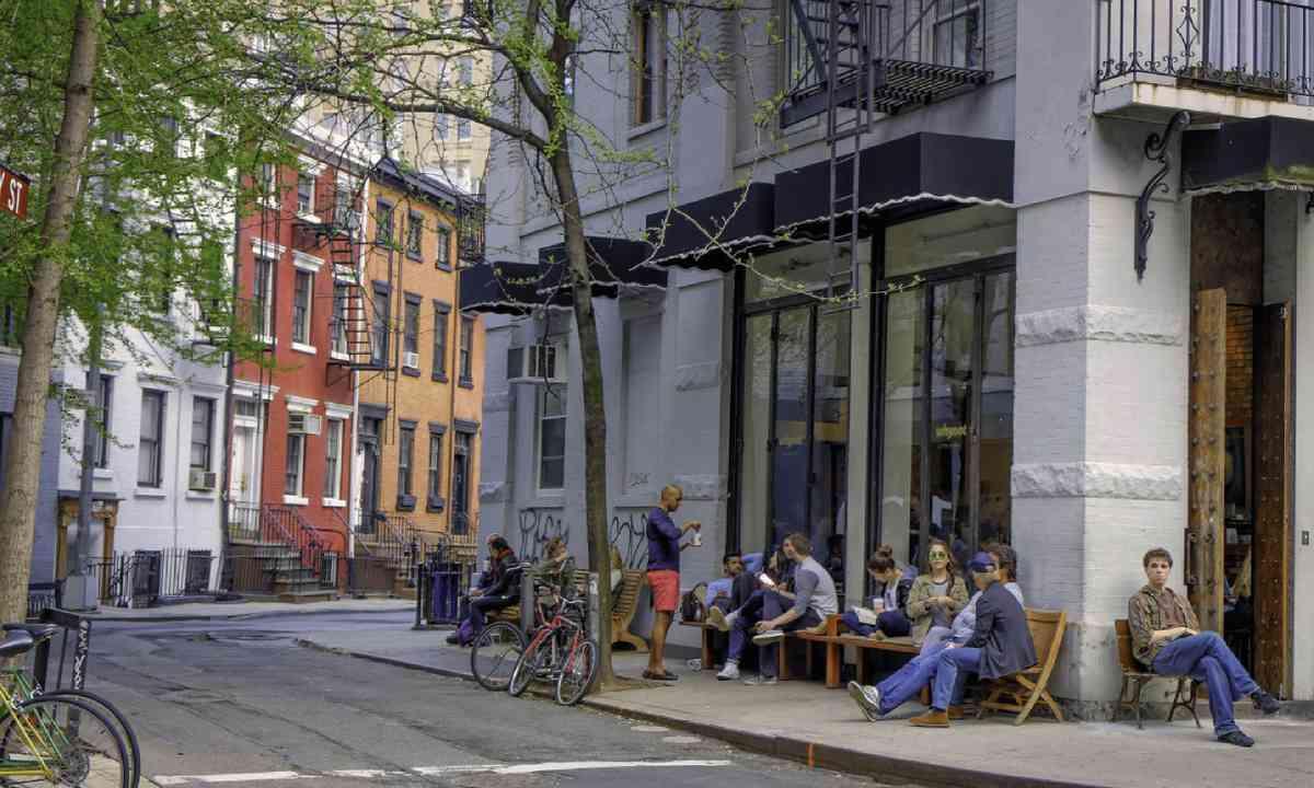 Greenwich Village, New York (Dreamstime)