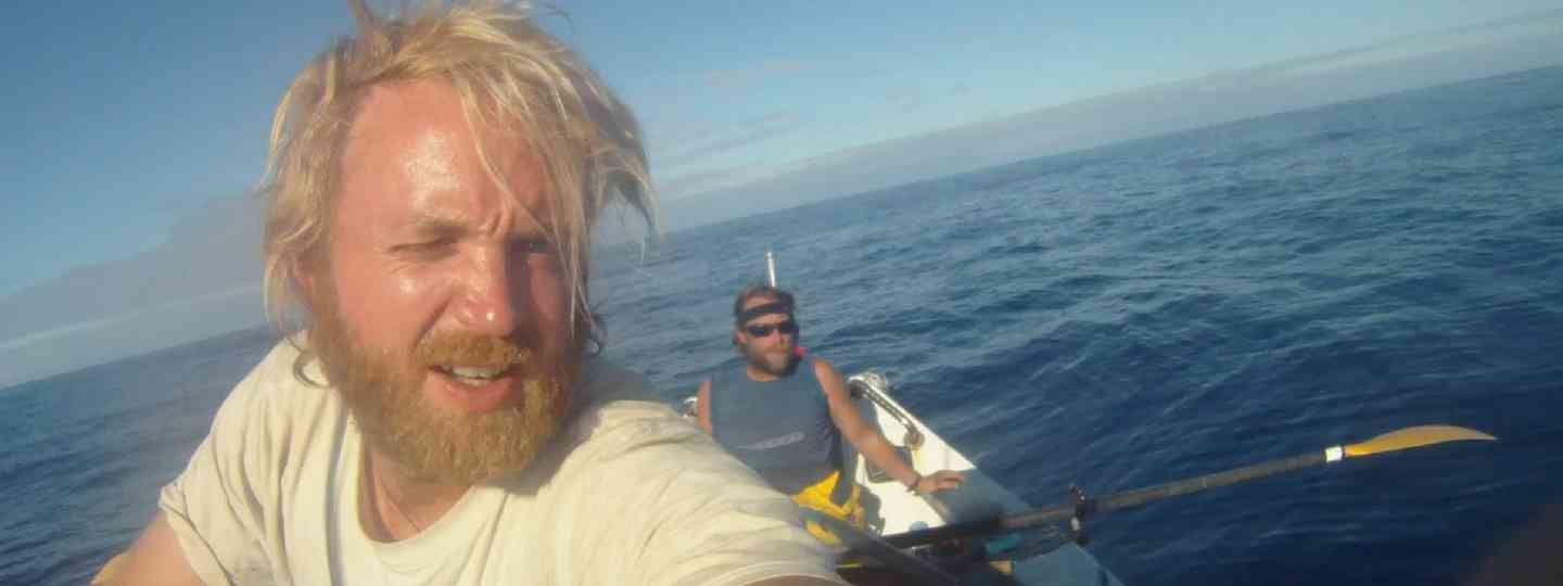 How to row 3,500 miles across the Indian Ocean (Image: James Adair)